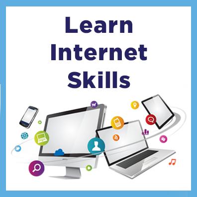 Learn Internet Skills